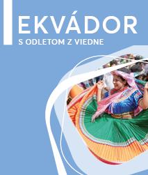 Katalóg Ekvador 2018/19  on-line