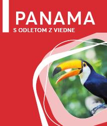 Katalóg Panama 2018/19  on-line